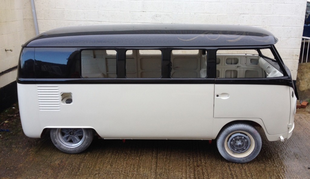 VW Splitscreen restoration