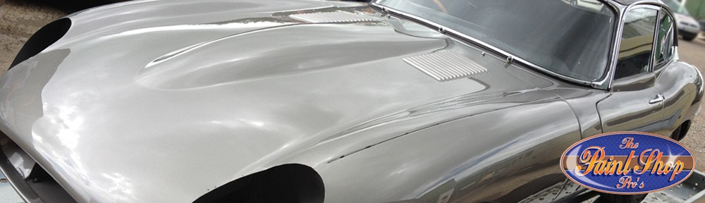 Classic Car Resprays, Bodywork and Restoration