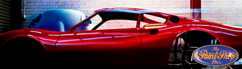 Classic Car Resprays, Bodywork and Restoration