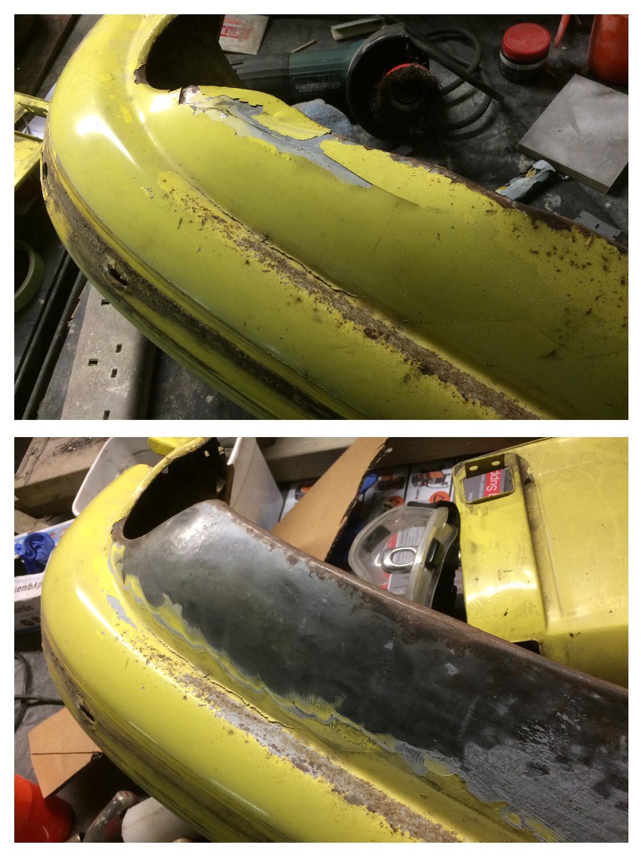 Classis 911 dent repair